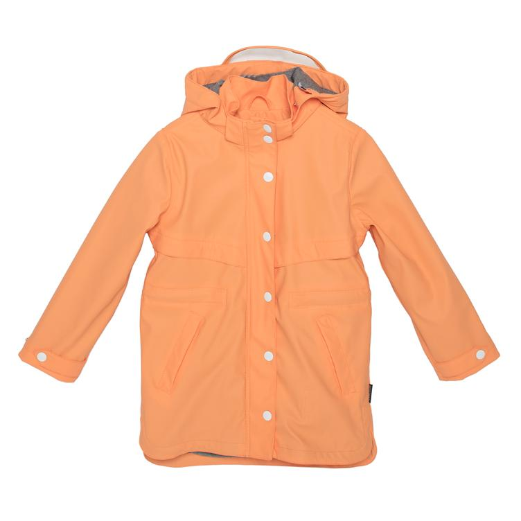 TIGER LILY LINED GIRLS JACKET CANTALOUPE