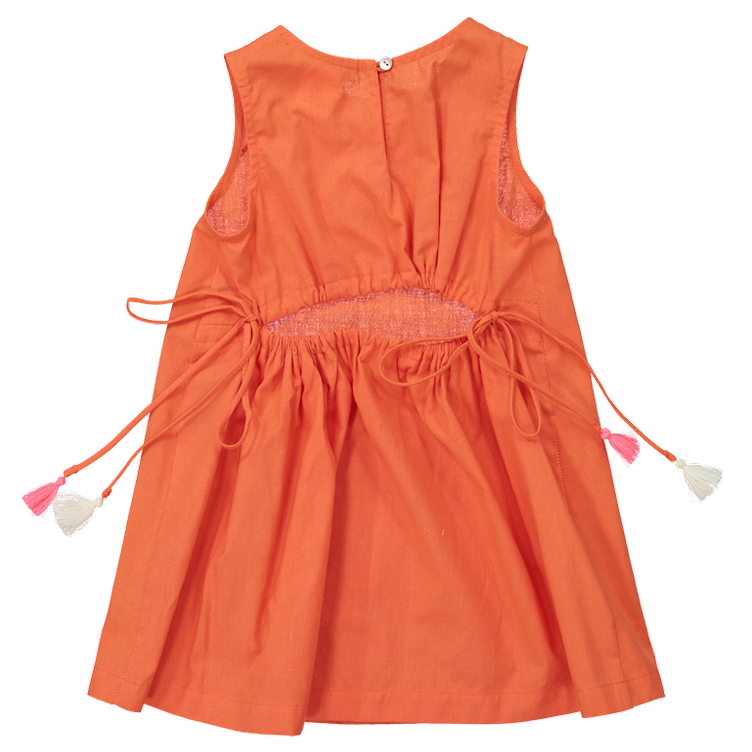 MiA DRESS, ORANGE - 1