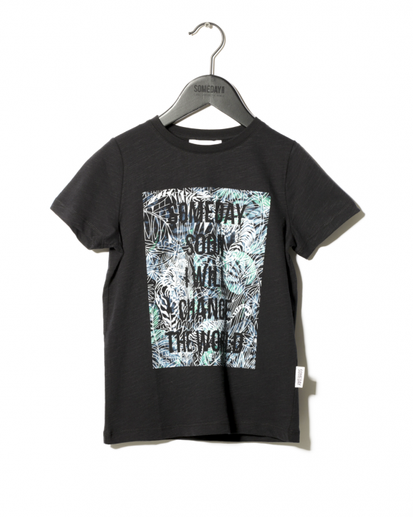 T-Shirt Someday, black