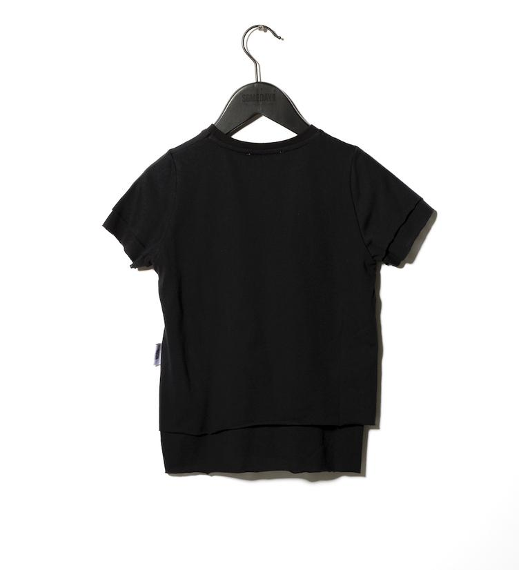 T-Shirt Charlie, black - 0