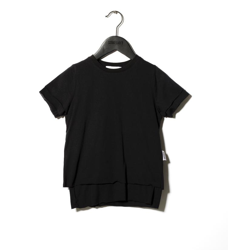 T-Shirt Charlie, black