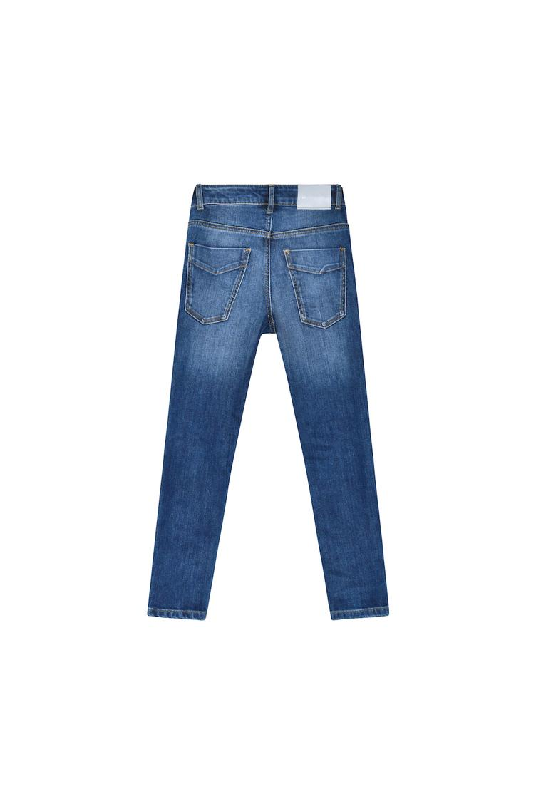 Alabama Jeans organic - blue - 0