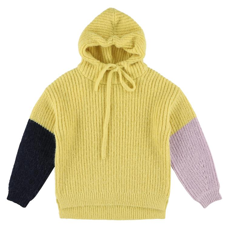 Amber Pullover - Soft Corn