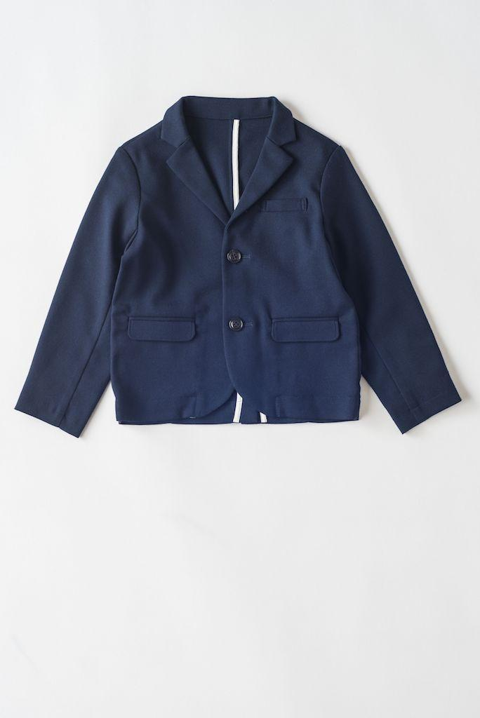 Anzugjacke in Navy
