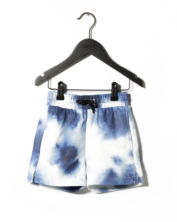 Badehose Splash - Blue