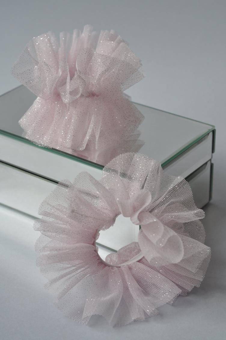 Ballerina Scrunchie - light pink