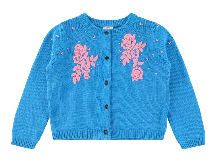 Cardigan Isolde Joy - Bleulaser