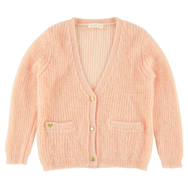Cardigan Lou Indiana3 - Rose