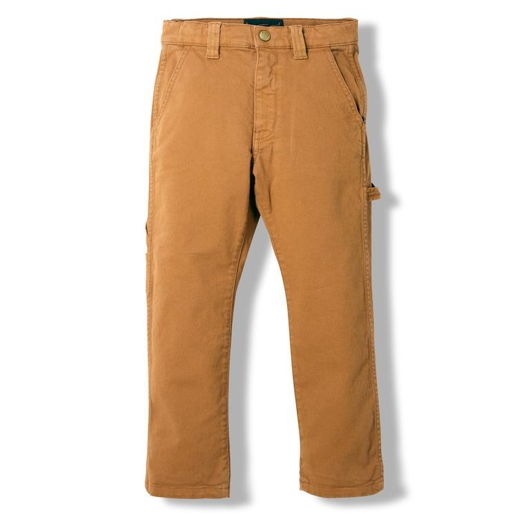 Carpenter Baggy Pants - caramel