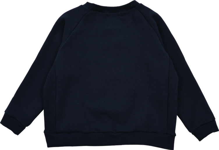 Chenille Sweater - navy - 0