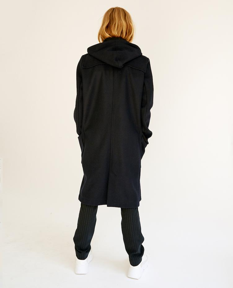 Dufflecoat Jones - Navy - 1