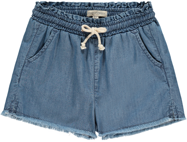 Shorts Light Denim - Denim blue
