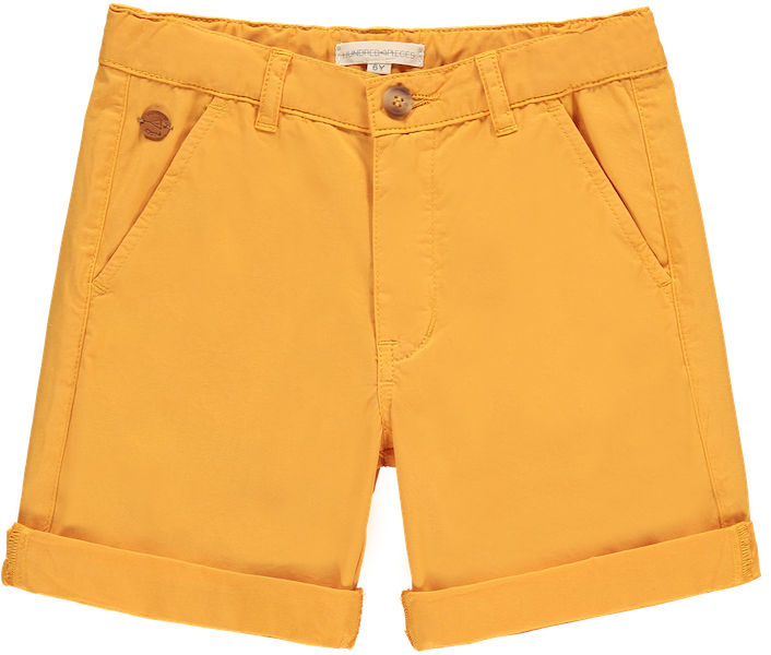 Shorts Twill Bermuda - Honey