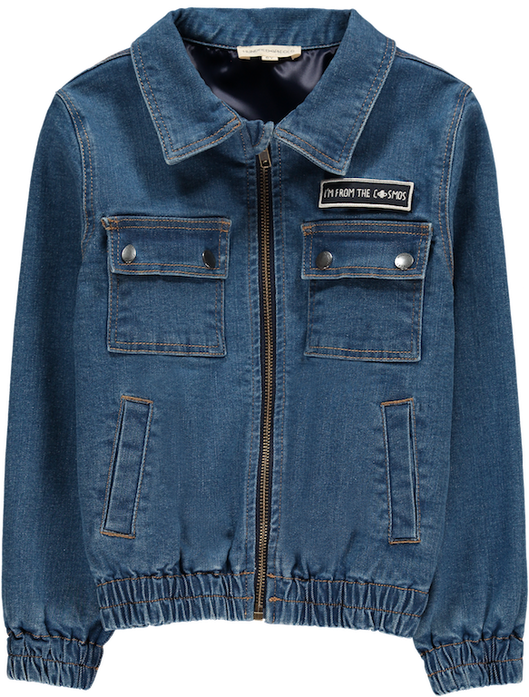 Jacke Micke - Denim stonewashed