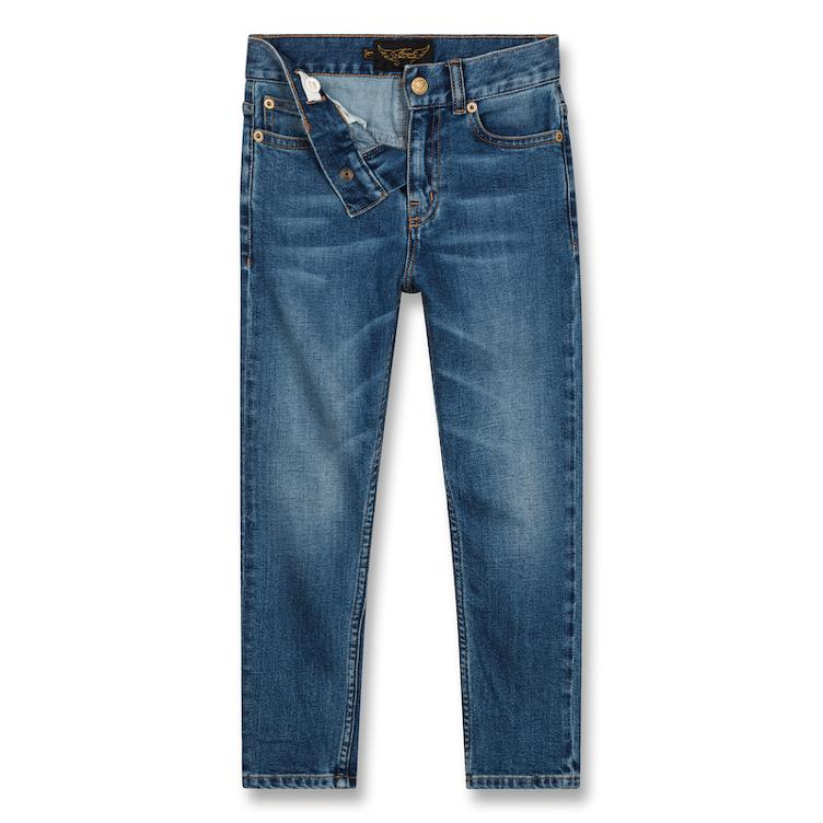 Ewan Jeans in Authentic Blue, Comfort Fit