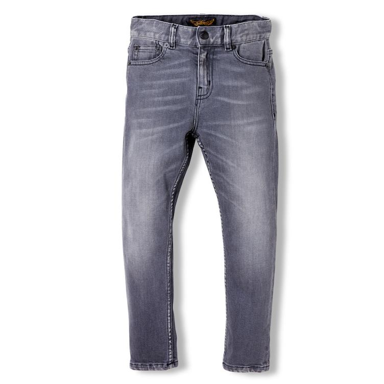 Ewan Jeans in grey Denim, Comfort Fit