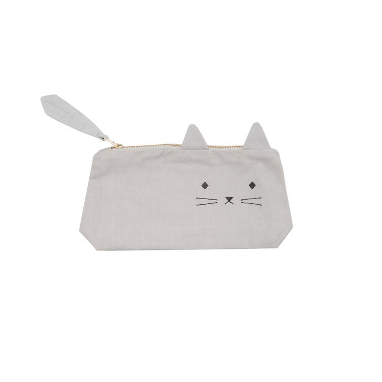 Pencil Case Cuddly Cat