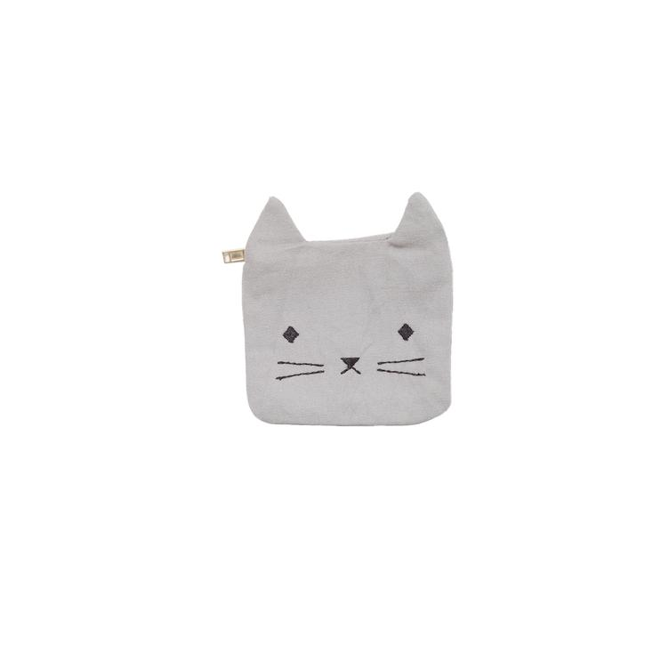 Coin Pouch Cuddly Cat