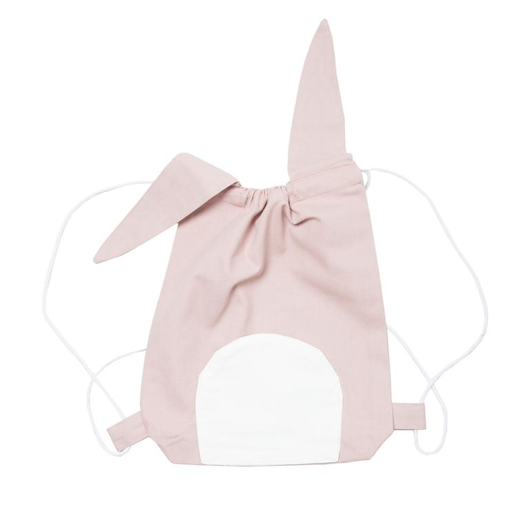 Animal Stringbag Cute Bunny