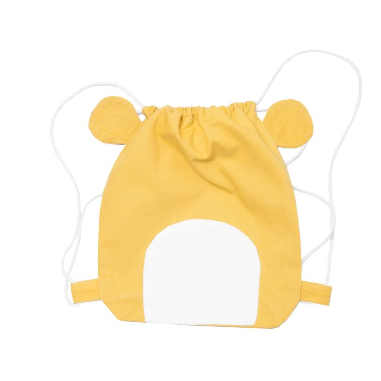 Animal Stringbag Lazy Bear