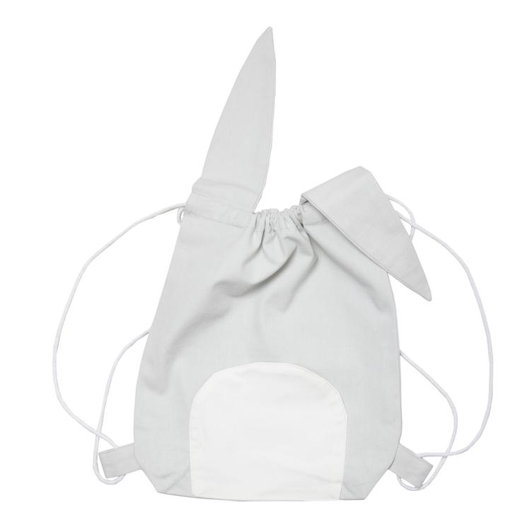 Animal Stringbag Pirate Bunny