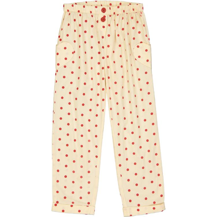Georgia Hose - Dots Red