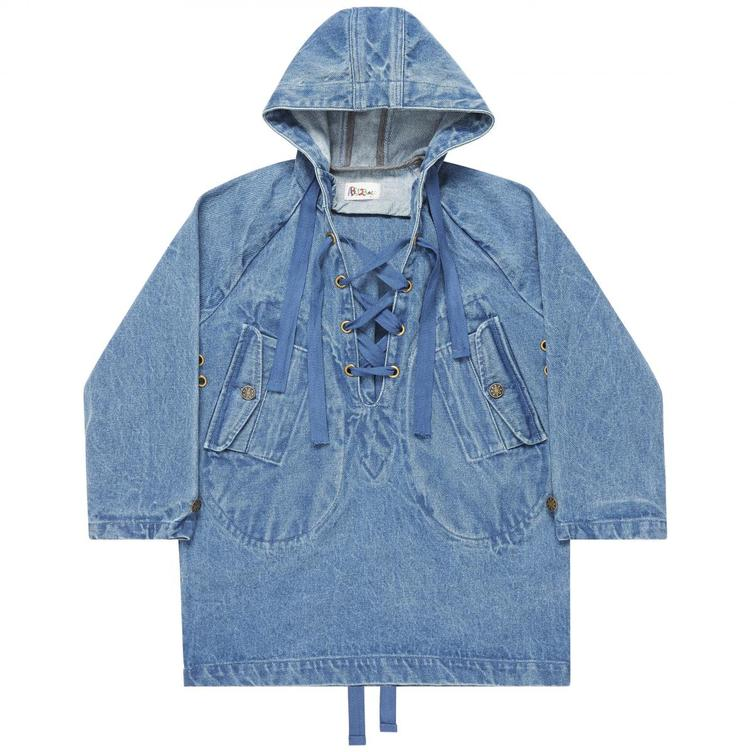 HARDY, MILITARY SMOCK, Denim