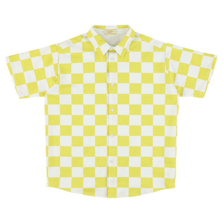 Hemd Square Yellow