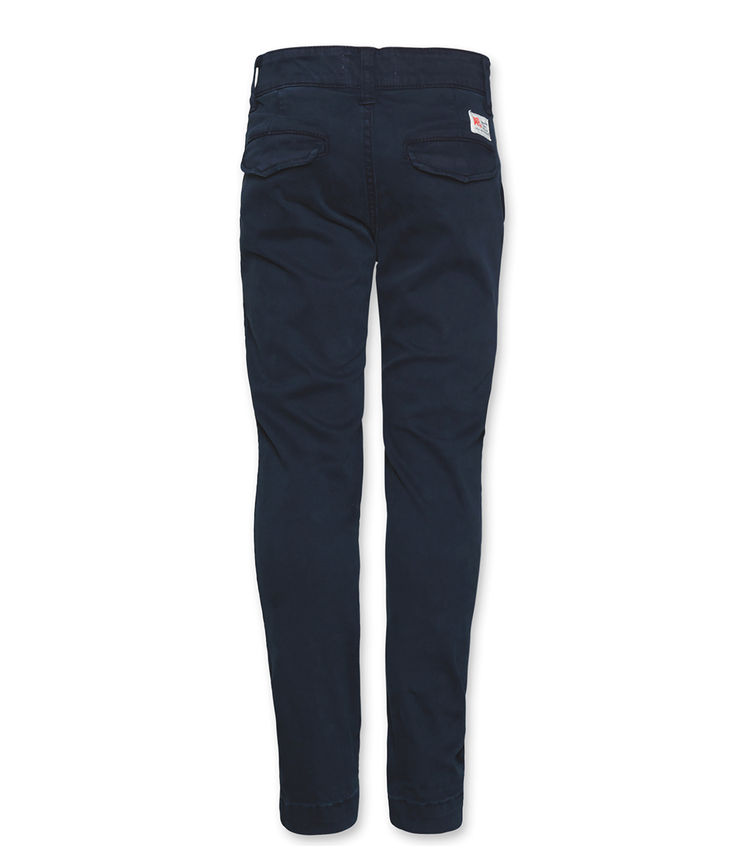 Hose Barry Chino - dark navy - 0