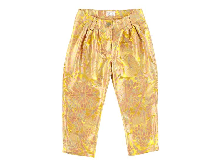 Hose Georgette Shine - Gold