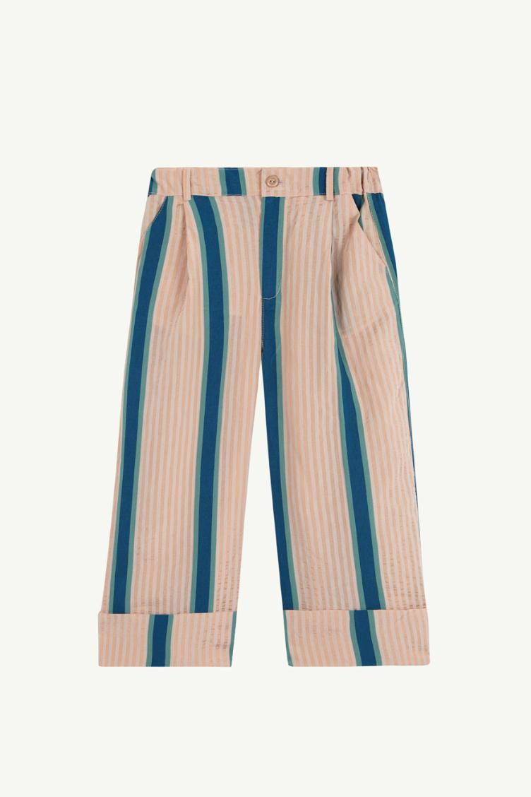 Hose Pijama Stripes - green