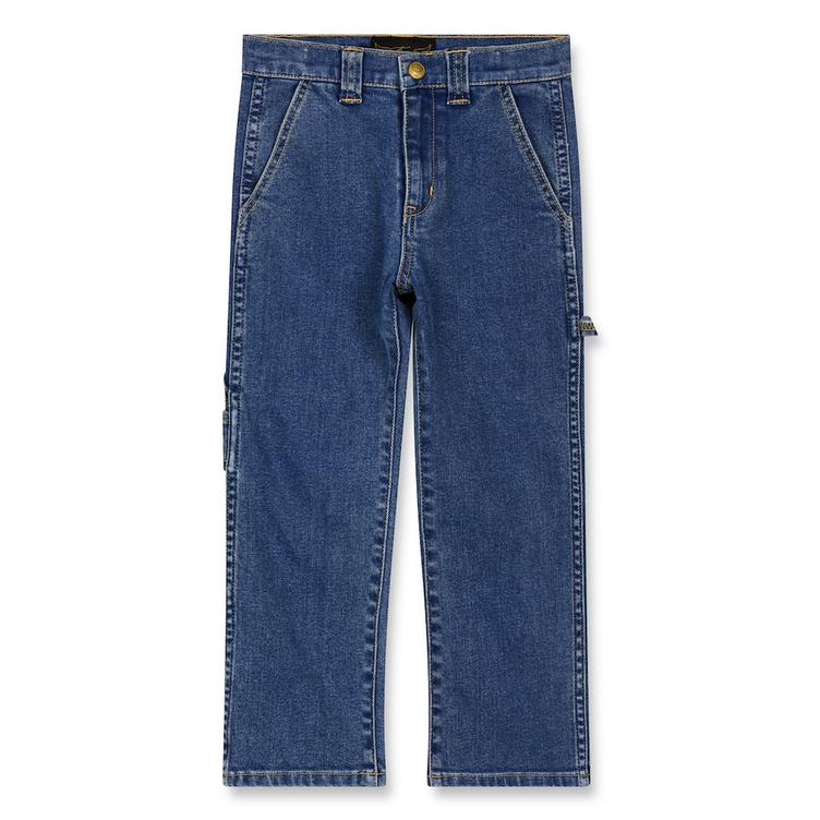 Jeans Baggy Country Blue Denim