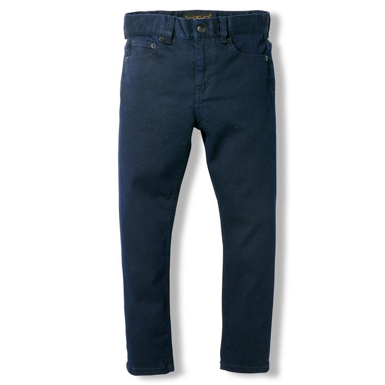 Jeans Ewan Deep Blue Denim - Comfort Fit