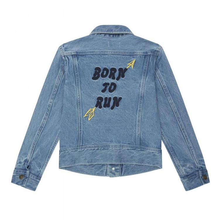 Jeansjacke GROUPIE, Denim