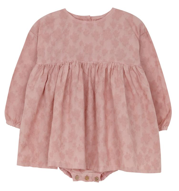Kleid/ Dress-Jumper, pink antique