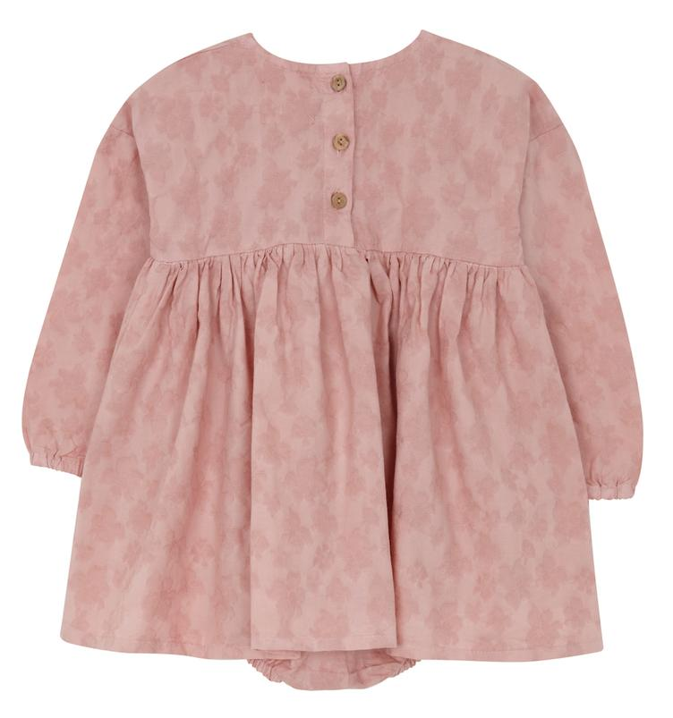 Kleid/ Dress-Jumper, pink antique - 0