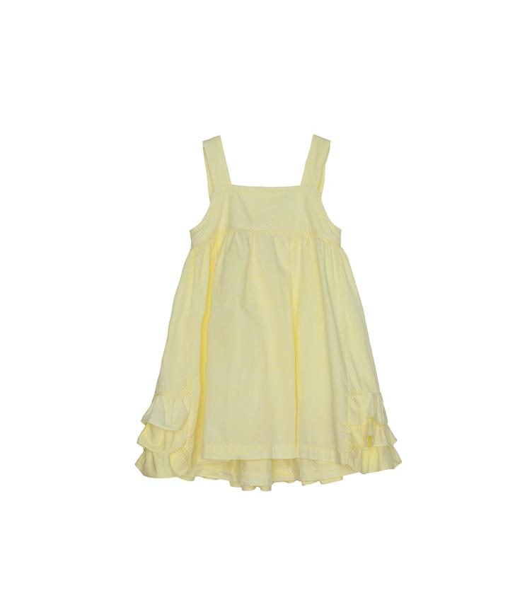 Kleid Wendy - Soft Lemon