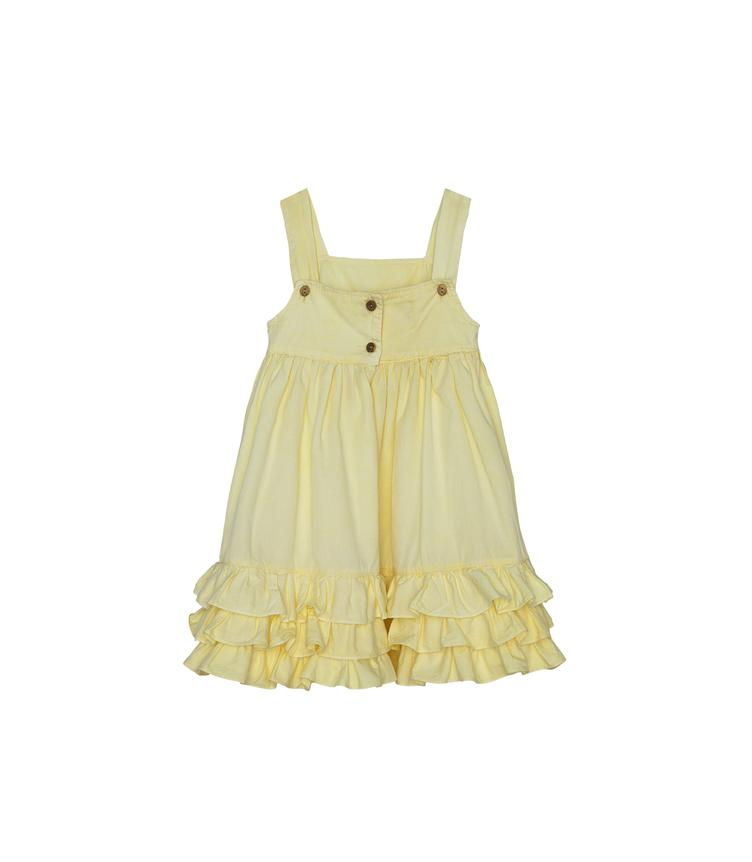 Kleid Wendy - Soft Lemon - 0