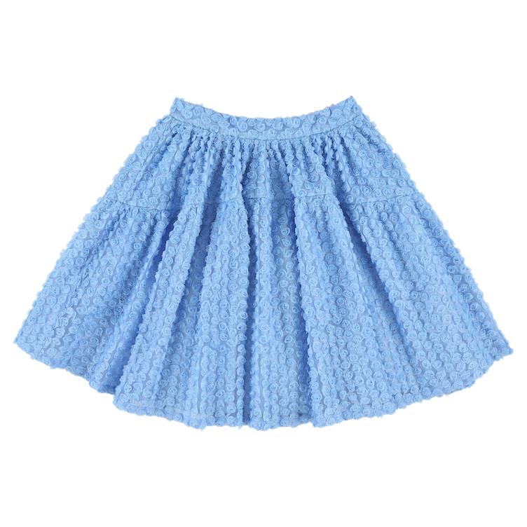 Midi Rock Rose blue