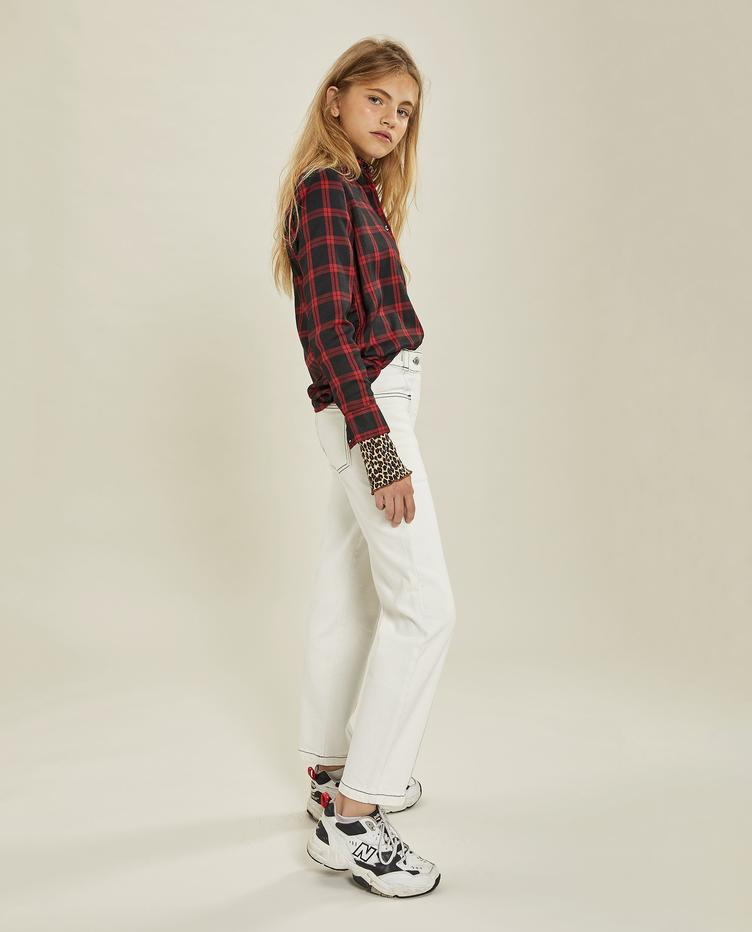 Mohini Denim - off-white