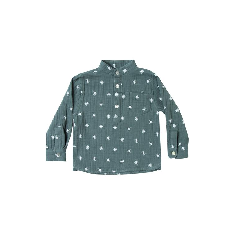 northern star mason shirt - spruce