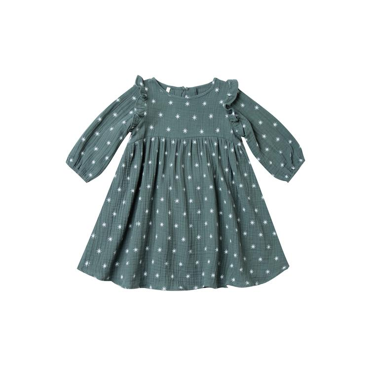 northern star piper dress - spruce