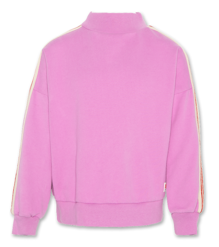Oversized Sweatshirt Tape - violet