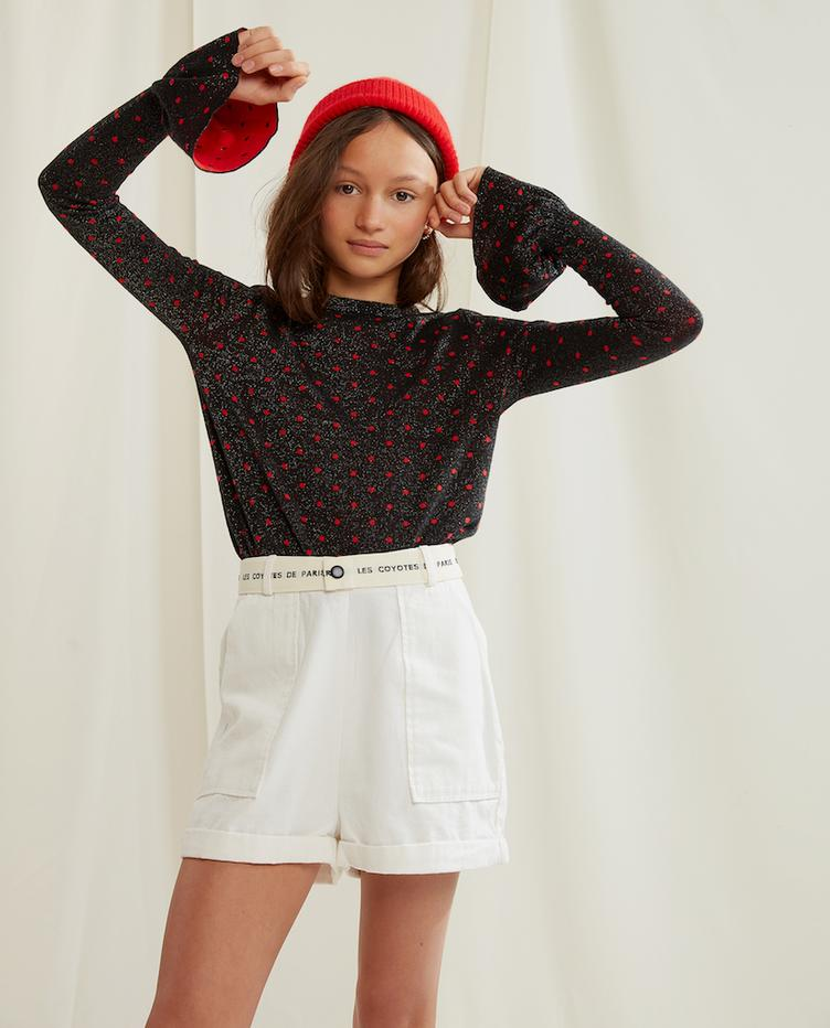 Pullover Josee - All-Over Dot