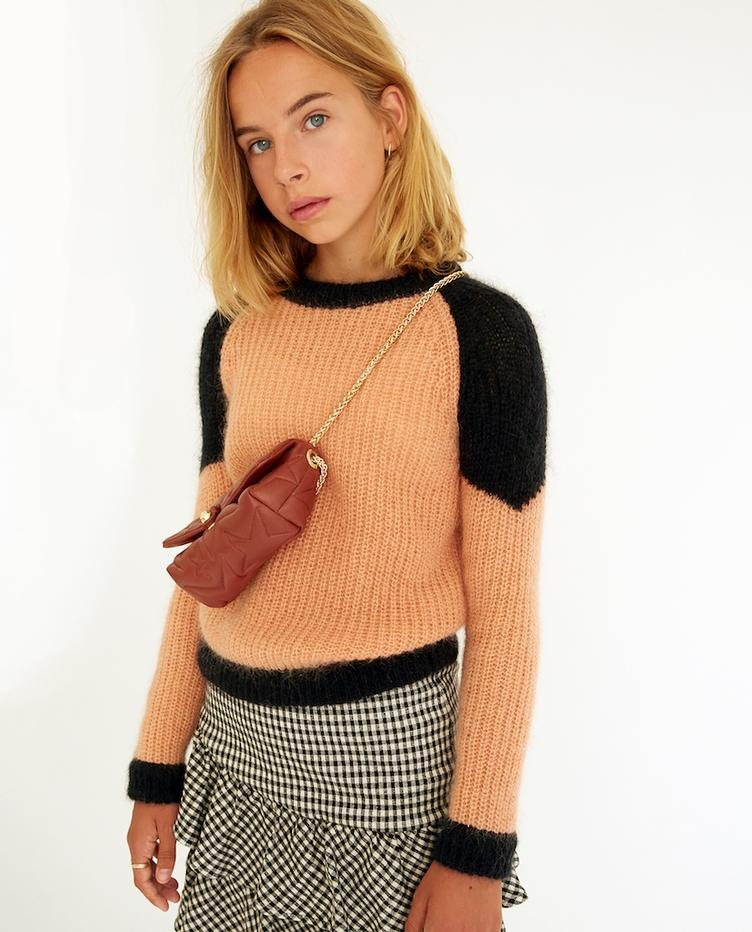 Pullover Laela - Salmon Pink