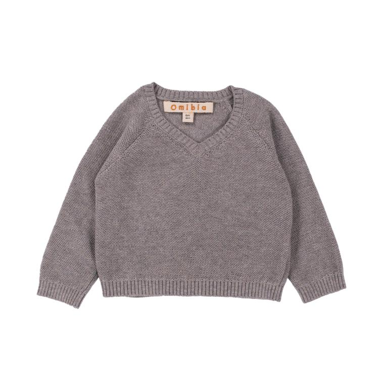 Pullover Lawson - Smoke Grey