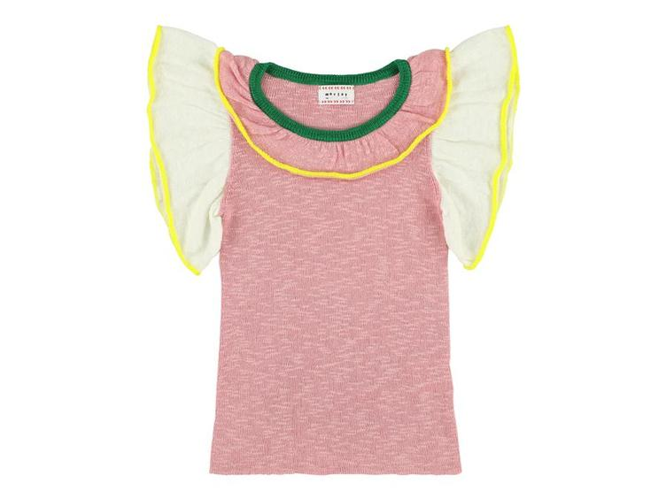 Pullover Lemon Cricket Flamingo