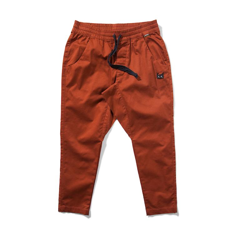 Ranch 2 Hose - rust