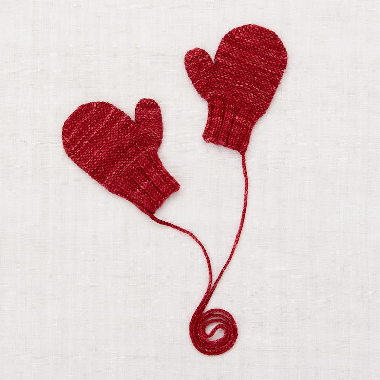 Safe Harbor Mittens - Berry