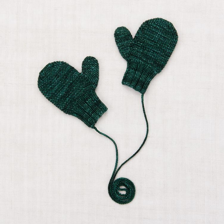 Safe Harbor Mittens - Laurel
